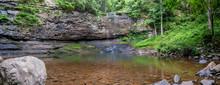 Cherokee Falls, Cloudland Cany...