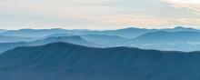 Distant Mountain Ranges Of App...