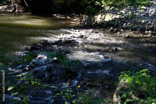 Photo Babbling Brook