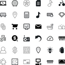 Web Vector Icon Set Such As: Report, Grenade, Port, Play, Explode, Organizational, Energy, Woman, Businessman, Router, Wave, People, Travel, Left, Vehicle, Female, Invention, Wireless, Commerce, Usa