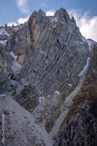 Fotografie, Obraz Val Maone e Prati di Tivo - Gran Sasso