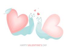 Happy Valentine S Day. Funny C...