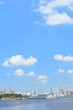 Cloud, Water, City