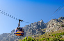 Cableway And Car Up To Table M...