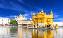 Beautiful View Of Golden Templ...