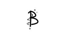B Abstracte Vector Logo Monogr...