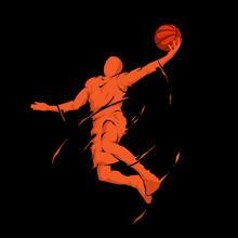 Slam Dunk Jump Splash Basketba...