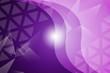 canvas print picture - abstract, purple, design, blue, pink, wallpaper, light, wave, illustration, graphic, waves, colorful, backdrop, art, curve, texture, color, pattern, motion, lines, digital, artistic, white, concept
