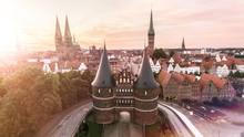 Holstentor Hansestadt Lübeck