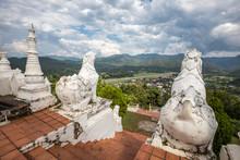 Wat Phra That Doi Kong Mu On A...