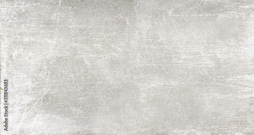 Beige grey cement background. Wall texture - 311843683