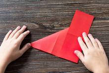 Step 4 Origami. Greeting Card ...
