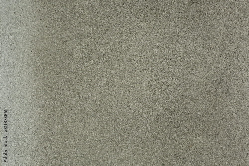 Fototapeta cement concrete wall texture background in construction site industry