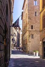 Sienna, Italy - 27.08.2017: Si...