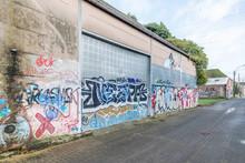 Abandoned City Doel In Belgium...