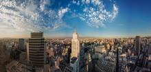 São Paulo Downtown 360º Aeri...