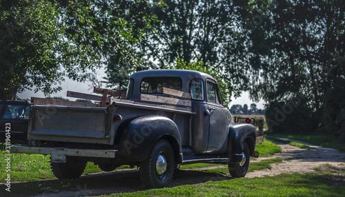 Fototapeta Stary samochód obraz