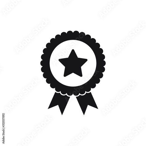 Photo Excellence star icon design