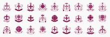 Crosses Secrets Emblems Vector...