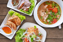 North East Thailand Food, Spic...
