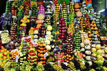 Colorful Fruits For Sale - Pub...