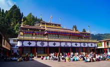 Rumtek Monastery, Temple Of He...
