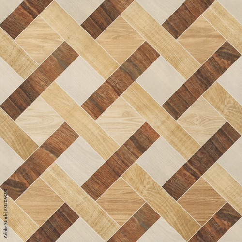 Fototapeta drewno  the-brown-wood-texture-tile-of-floor-with-natural-patterns