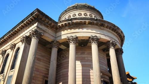 Liverpool UK - British landmarks