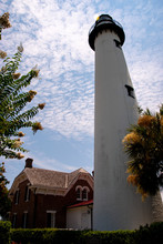 St Simons Island Light House L...