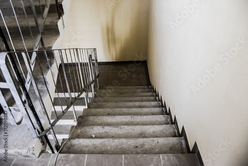 stairway in construction