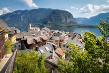 View Of Hallstatt Village From...