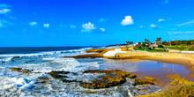 Küstenlandschaft Bei São Jul...