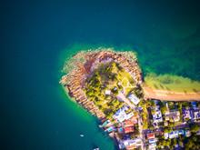 Green Point Reserve, Watsons Bay, Sydney Australia Aerial