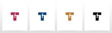 Hammer Tools On Letter Logo De...