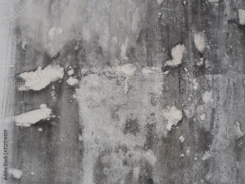 Obraz na plátně  汚れた壁
