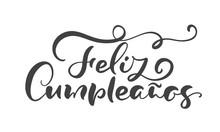 Feliz Cumpleanos, Translated H...