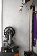 Jerusalem, Typical Old Sephardic Shoemaker Shop, Interior And Equipment