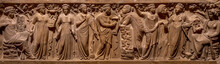 Ancient Greece Bas-relief Show...
