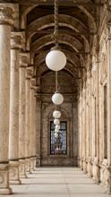Hallway Corridor Ancient Islam...