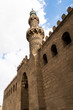 Ancient mosque in Cairo Egypt
