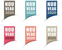 NOUVEAU 2020 COULEUR SCANDINAVE