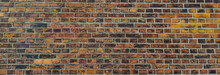 Texture Of Red Bricks Wall
