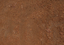 Soil On The Ground As Texture And Background