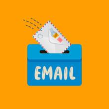 Email, Message Symbol. Mail En...
