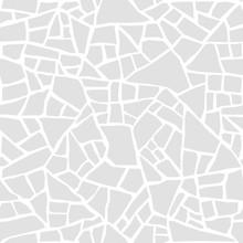 Terrazzo Flooring Vector White...