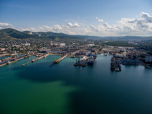 Top View Of The Bay Tsemess. M...