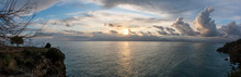 Beatiful Panoromic Seascape At...