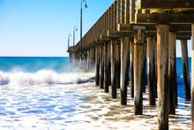 Cayucos Pier, San Louis Obsipo Country, California