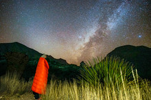 Watching The Milky Way While Staying Warm