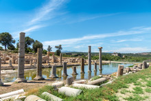 Patara City Ancient Ruins Outs...